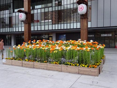 長野駅前広場維持管理業務
